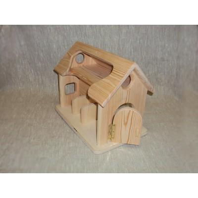 Домик деревянный (ферма) малый