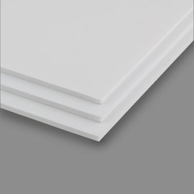 """Пенокартон 3 мм белый 500 г/м2, """"Love2art"""", 50 х 70 см"""