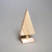 "Фигурка из дерева ""Ёлка малая"" на подставке"