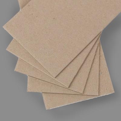 """Набор картона переплетного """"Love2art"""" 2 мм 1250 г/м2 20 х 20 см 5 л."""