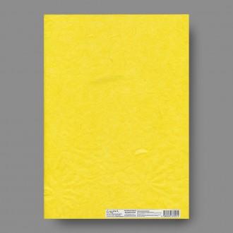 "Бумага рисовая однотонная MRK 32 x 22 03 желтый ""Love2art"""