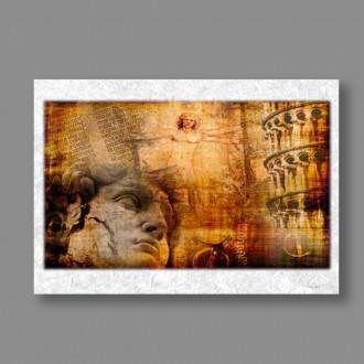 "Бумага рисовая IRP 32 x 45 0087 Рим ""Love2art"""