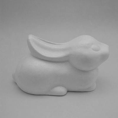 """Заготовка для декорирования """"Love2art"""" DPZ-R  № 013 из пенопласта Кролик, малый"""