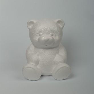 """Заготовка для декорирования """"Love2art"""" DPZ-R  № 014 из пенопласта Медвежонок"""