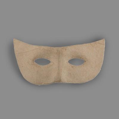 """Заготовка для декорирования """"Love2art"""" PAM-002 """"маска"""" папье-маше 20.5 x 9.5 см"""