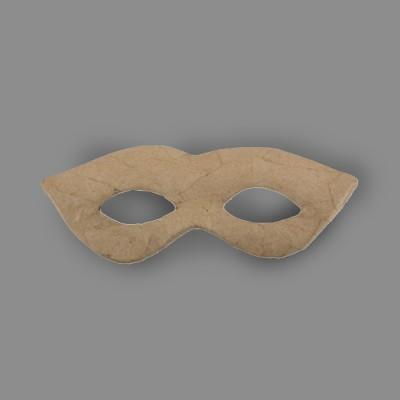 """Заготовка для декорирования """"Love2art"""" PAM-005 """"маска"""" папье-маше 20.5 x 9.5 см"""