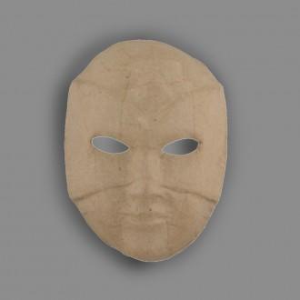 """Заготовка для декорирования """"Love2art"""" PAM-006 """"маска"""" папье-маше 23 x 19 x 7.5 см"""