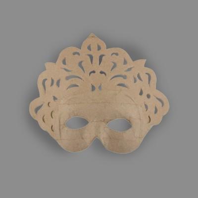"""Заготовка для декорирования """"Love2art"""" PAM-007 """"маска"""" папье-маше 20.5 x 20.5 см"""