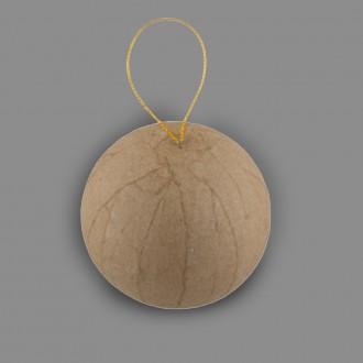 """Заготовка для декорирования """"Love2art"""" PAM-022 """"шар"""" папье-маше диаметр 10 см"""