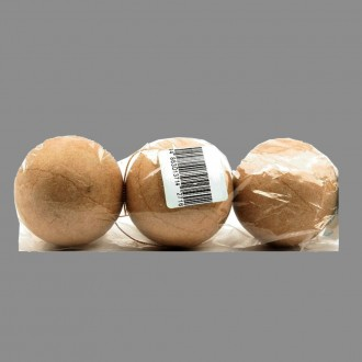 """Заготовка для декорирования """"Love2art"""" PAM-024 """"шар"""" папье-маше диаметр 6 см 3 шт"""