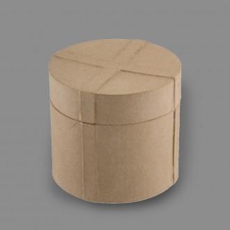 """Заготовка для декорирования """"Love2art"""" PAM-026 """"коробка"""" папье-маше 15.5 x 14 см"""