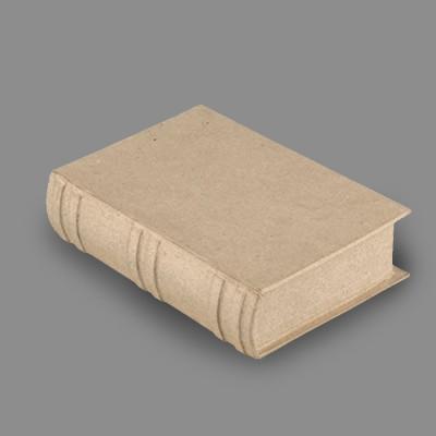 """Заготовка для декорирования """"Love2art"""" PAM-049 """"коробка-книга"""" папье-маше 15 x 10 x 3.5 см"""