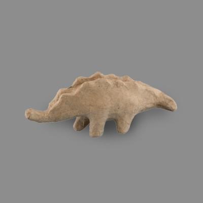 """Заготовка для декорирования """"Love2art"""" PAM-093 """"динозавр"""" папье-маше 21.5 x 5 x 9.5 см"""