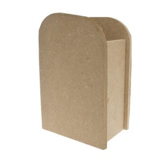 Карандашница 14,5х9х8 см (МДФ)