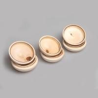 Шкатулка деревянная круглая малая с уценкой 5,5 см