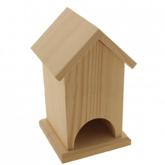 Чайный домик из дерева 007-4