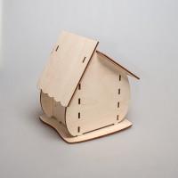 Чайный домик из фанеры 1-7.500