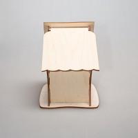 Чайный домик из фанеры 1-7.501