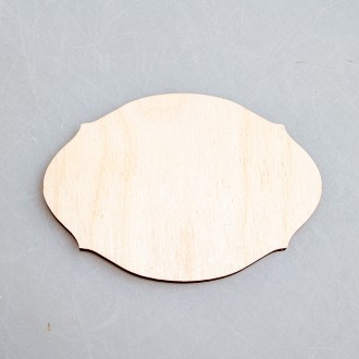 Декоративная накладка из фанеры 5-2.101