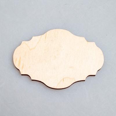 Декоративная накладка из фанеры 5-2.102