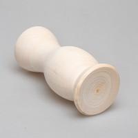 Ваза деревянная 14 см