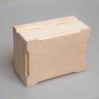 Шкатулка деревянная 038