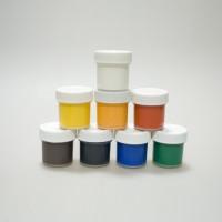 "Акриловые краски ""ОЛКИ"" дизайн набор 8 цв. 22 мл"