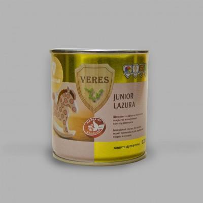 """Пропитка для дерева Junior Lasura """"VERES"""" 250 мл"""