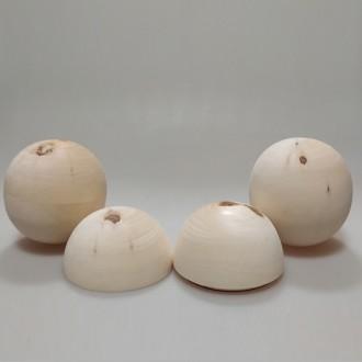 Елочный шар большой (разборный) с уценкой