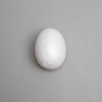 Заготовка яйца из пенопласта 5,6см