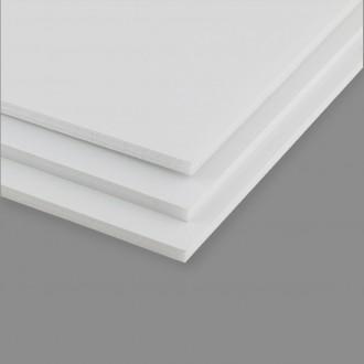 """Пенокартон 5 мм, белый 580 г/м2, """"Love2art"""", 70 х 100 см"""