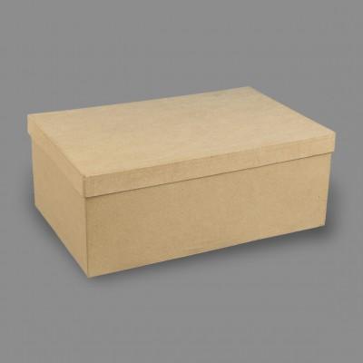 """Заготовка для декорирования из папье-маше """"коробка"""" , 34 x 23 x 13 см (Love2art)"""