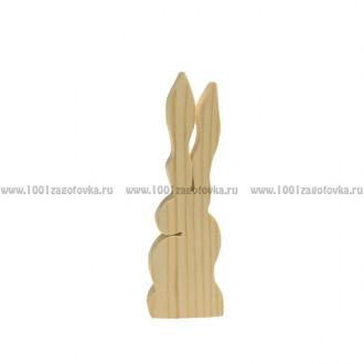 Интерьерный заяц (малый)