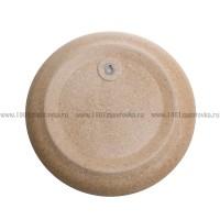Тарелка - панно из ДВП 20 х 2,5 см