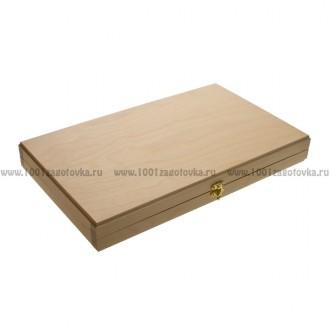 Деревянная заготовка нарды на 39 см