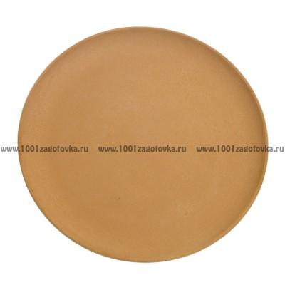 Тарелка - панно из ДВП 15 х 1,5 см