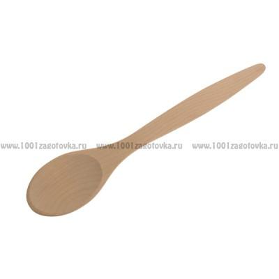 Ложка деревянная для перемешивания 24 см