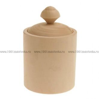 Деревянная заготовка бочонок 1-9.600 9,5 см