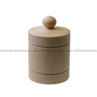 Деревянная заготовка бочонок 1006 9,5 см