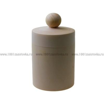 Деревянная заготовка бочонок 1007 9,5 см