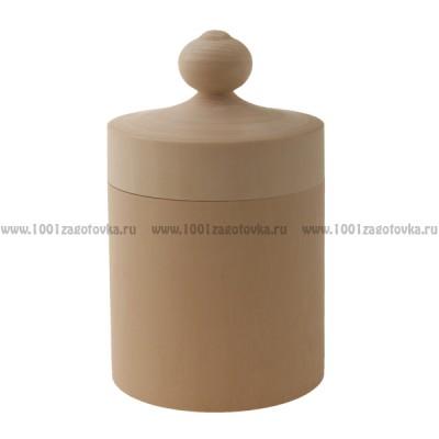 Деревянная заготовка бочонок 000-3 20 см