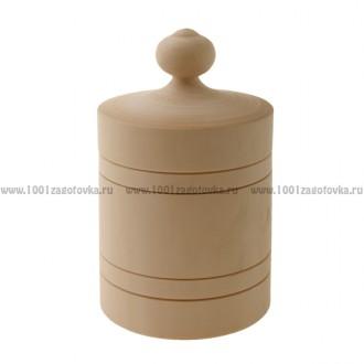 Деревянная заготовка бочонок 0003 20 см