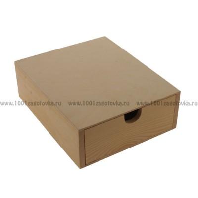 Короб деревянный А5