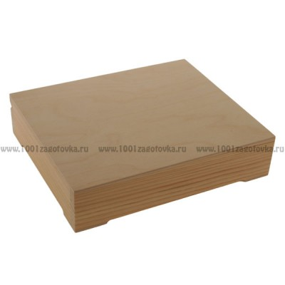 Шкатулка деревянная 125