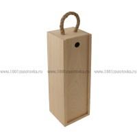Футляр деревянный под бутылку (шампанское) 800-1