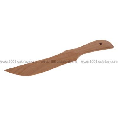 Ножик деревянный