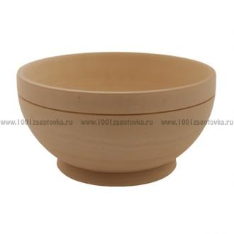 Деревянная заготовка чашки-пиалы