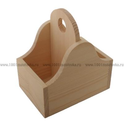 Коробка под специи с 2 делениями
