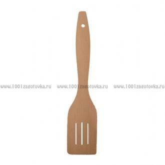Деревянная лопатка для кухни 27 см