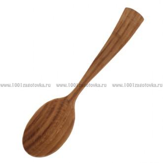 Ложка деревянная 19 см
